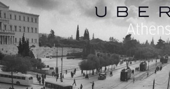 Uber Athens launch