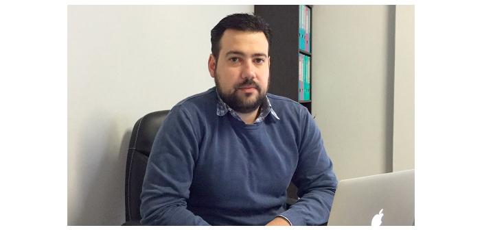 Γρηγόρης Σταματόπουλος, Co-founder και CEO της Funkmartini
