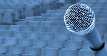 Conference Concert Microphone mikrofono public speaking dimosia omilia 702336