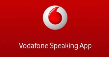 Vodafone Speaking App 702336