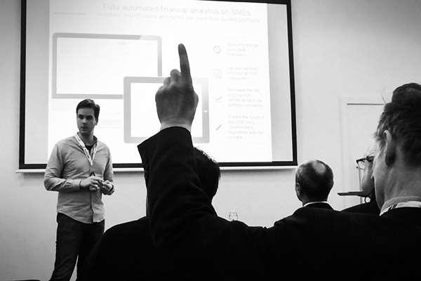 Σε investment forum στο λονδίνο