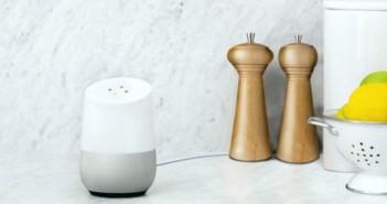 Google Home Kitchen