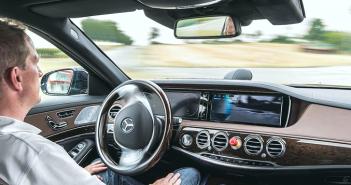 Mercedes-Autonomous