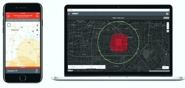 Airmap: 26 εκατ. δολ. στον Β Γύρο για τον «πύργο ελέγχου» των drones