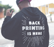 backprinting
