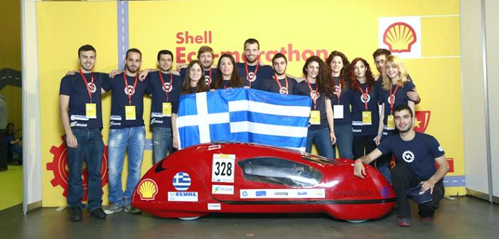 Οι ελληνικές συμμετοχές στον 33o Μαραθώνιο Οικονομίας της Shell