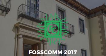 FossComm17