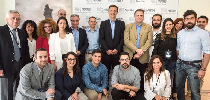 Ignite Ideas: Ενίσχυση της Startup επιχειρηματικότητας από τη Nestlé