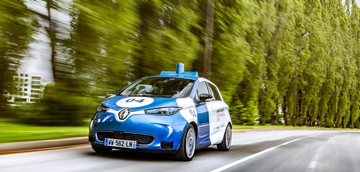 Η Renault ξεκινά να δοκιμάζει δημόσια τα αυτόνομα «ταξί» της